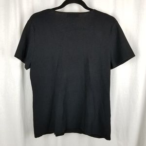 Cable & Gauge Tops - cable & gauge womens sweater top size XL black